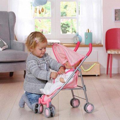 💫ГердаВлад! Товары для безопасности, гигиены и развития   — Кукольные мебель, дома, коляски — Куклы и аксессуары