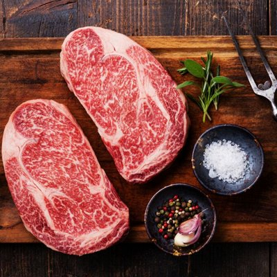 Мясная лавка! Курочка! Мясо! Овощи! — Мраморная говядина! — Говядина и телятина