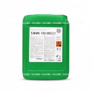 Щелочное пенное моющее средство с активным хлором TANK FBD0803/1, 5 л