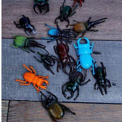💫ГердаВлад! Товары для безопасности, гигиены и развития   — Животные, насекомые — Фигурки
