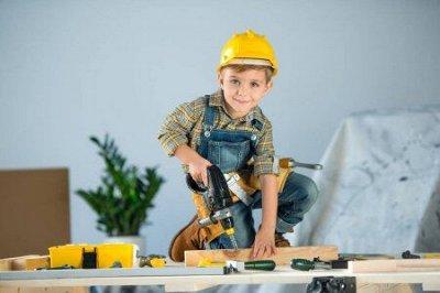 💫ГердаВлад! Товары для безопасности, гигиены и развития  — Набор  для мальчиков: военный, полицейский, строитель — Игровые наборы
