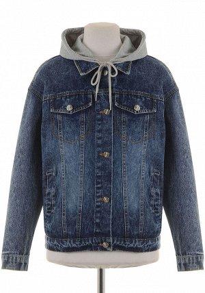 Джинсовая куртка JQ-9906