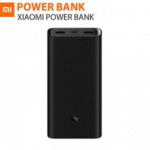 Внешний аккумулятор Xiaomi Power Bank 3 20000 мАч