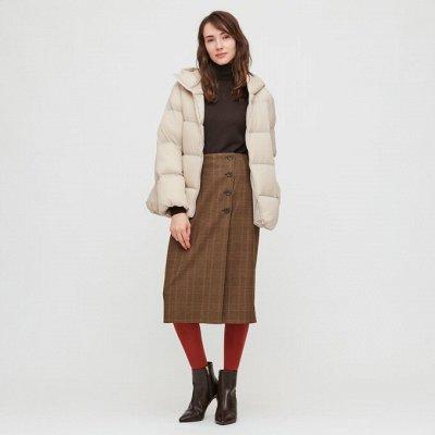 UNIQLO №12 Популярная одежда из Японии!! Рассрочка! — Женская верхняя одежда — Верхняя одежда