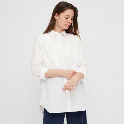 UNIQLO №12 Популярная одежда из Японии!! Рассрочка! — Женские рубашки, блузки — Рубашки и блузы