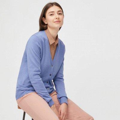 UNIQLO №12 Популярная одежда из Японии!! Рассрочка! — Женские свитера,кофты,водолазки,кардиганы — Кофты и кардиганы