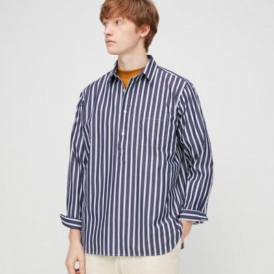 UNIQLO №12 Популярная одежда из Японии!! Рассрочка! — Мужские рубашки — Рубашки