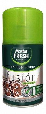 Master FRESH Освежитель воздуха сменный баллон Имбирный пряник 250 мл
