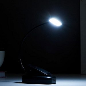 Светильник 16108/1 LED USB черный 5.3х8.2х22.5 см