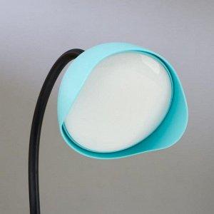 Лампа настольная 16083/1 LED 3Вт USB МИКС 9.5х10.5х30 см