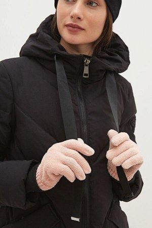 Перчатки жен. Chineles бледно-розовый