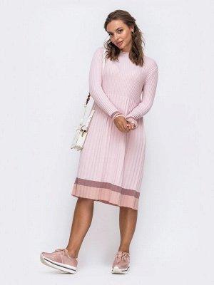 Платье вязаное 27005/1