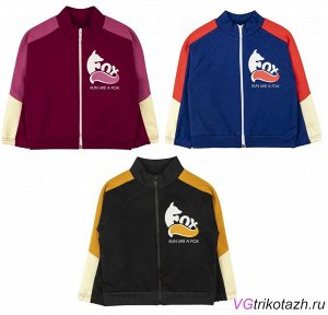 Куртка Ткань: Футер 2-х Нитка. Состав: *Состав:Футер-двунитка (70% хлопок, 24% полиэстр, 6% ПУ)