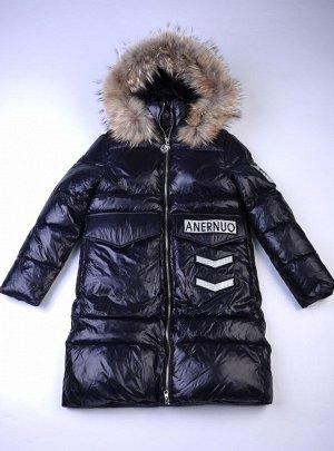 20156 Пальто для девушки Anernuo