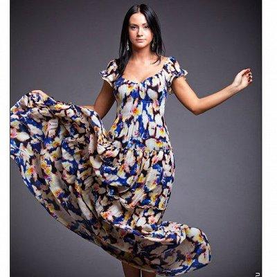 100% Хлопок! Уютный трикотаж для всей семьи!   — Платья, сарафаны женские — Повседневные платья