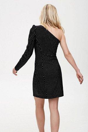 Платье жен. Mels черный