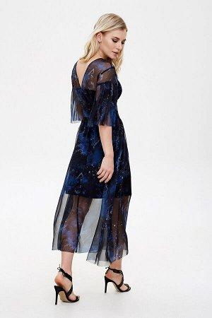 Платье жен. Lianel набивка