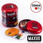 MAXUS Sensitive condoms. Презервативы Ультратонкие 15 шт.