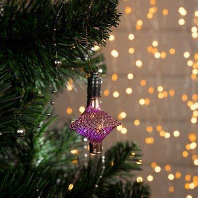 Новогодняя ярмарка! Подарки, игрушки, гирлянды, елки, декор! — Световые елочные игрушки — Украшения для интерьера