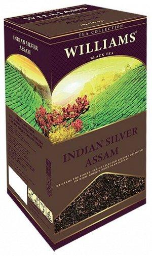 Чай WILLIAMS INDIAN SILVER ASSAM, 25пак