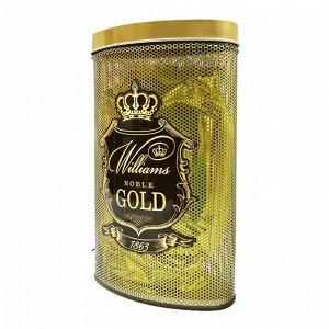 Чай Williams Noble Gold, черный с большим содержанием типс (чайных почек), 150г