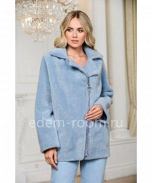 Куртка из овечьей шерстиАртикул: AL-8069-70-GL