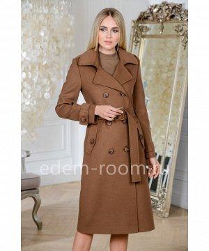 Элитное пальто Артикул: L-0164-115-TB
