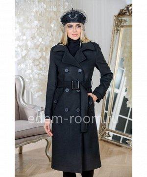 Пальто с английским воротникомАртикул: L-164-115-CH
