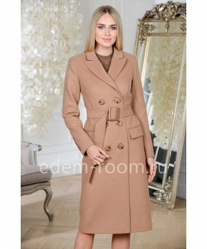 Пальто премиального качестваАртикул: L-0167-110-BG