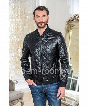 Мужская куртка из эко-кожи на веснуАртикул: IK-130-70