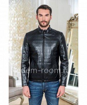 Мужская куртка из эко-кожиАртикул: IK-159-70