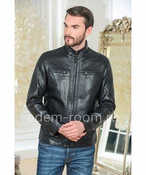 Мужская весенняя куртка из эко-кожиАртикул: IK-938-70