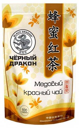 МЕДОВЫЙ красный чай, 100г