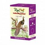 Чай Райские птицы, листовой чёрный с бергамотом (Эрл Грей), 100г