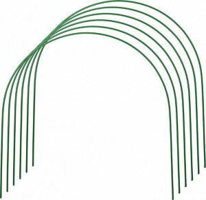 Дуги парниковые Труб в ПВХ 2,0мет*6шт комплект ДГ-004