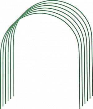 Дуги парниковые Труб в ПВХ 3,0мет*6шт комплект ДГ-002
