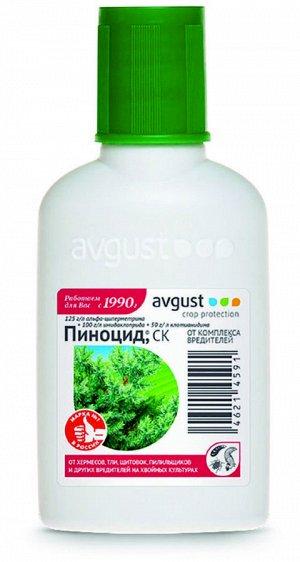 Пиноцид 50мл (1уп/30шт) от комплекса вредителей на хвойных растениях