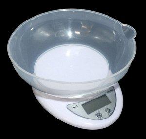 Весы кухонные Электронные с чашей №В05 до 5кг