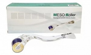 Мезороллер Meso Roller massage and cosmetic delivery system