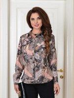 Арт. 9040 рубашка с карманами Salvi