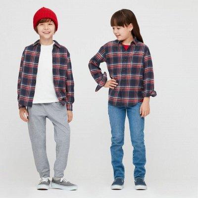 UNIQLO №12 Популярная одежда из Японии!! Рассрочка! — Детские рубашки — Кофты и жакеты