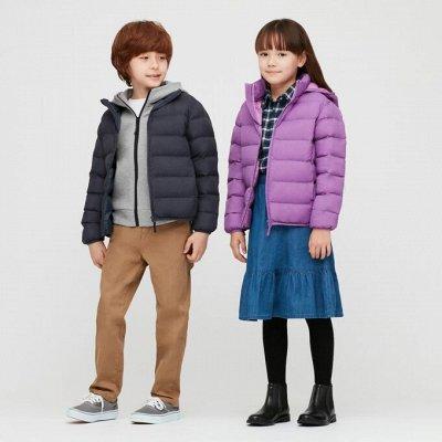 UNIQLO №12 Популярная одежда из Японии!! Рассрочка! — Детская верхняя одежда — Верхняя одежда