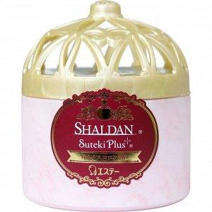 Гелевый освежитель воздуха Shaldan (для комнаты и туалета) «Искрящийся парфюм» 260 гр.