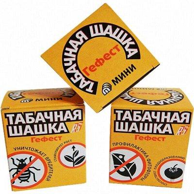 Табачная шашка Гефест для теплиц и овощехранилищ — Табачная шашка Гефест для теплиц — Средства защиты