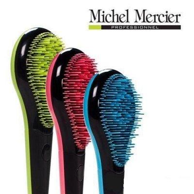 DECLARE и др. проф косметика для ухода! В наличии!  — Michel Mercier - уникальные щетки для волос — Расчески