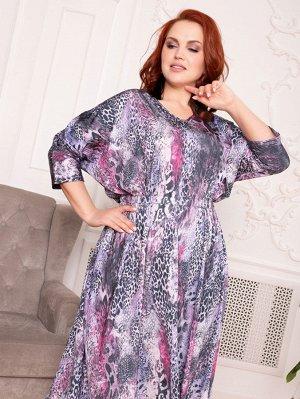 Платье 001а-48 трикотаж