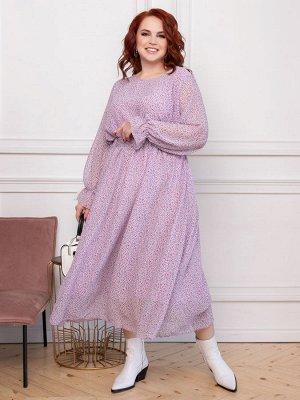 Платье 011-20 шифон