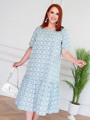 Платье 153-53