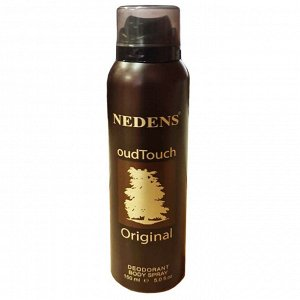 Дезодорант Nedens OudTouch - по мотивам Franck Olivier Oud Touch For Men deo 150 ml
