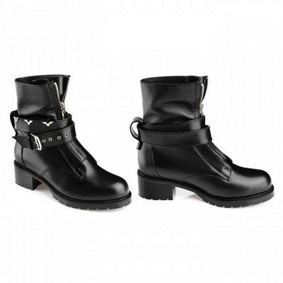 Sateg-6. Обувь из натуральной кожи 33-43 размера! — Зима. Женские ботинки, ботильоны — Для женщин